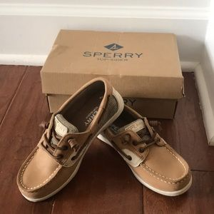Sperry Topsiders. Children's size 12.5
